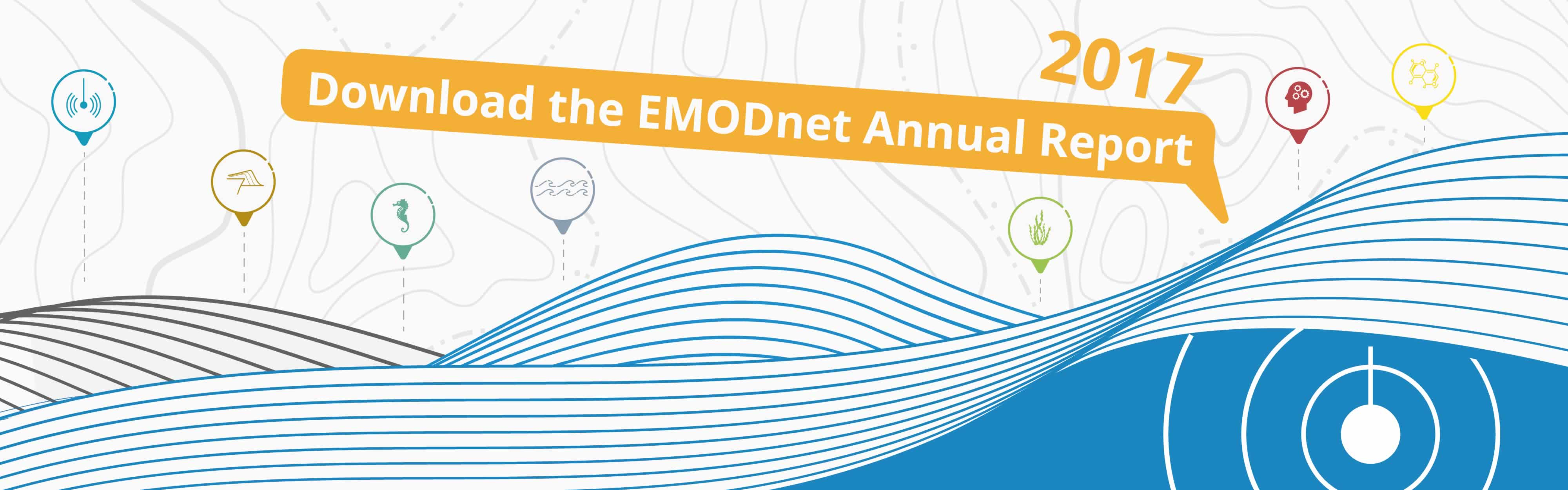 Emodnet Annual Report 2017