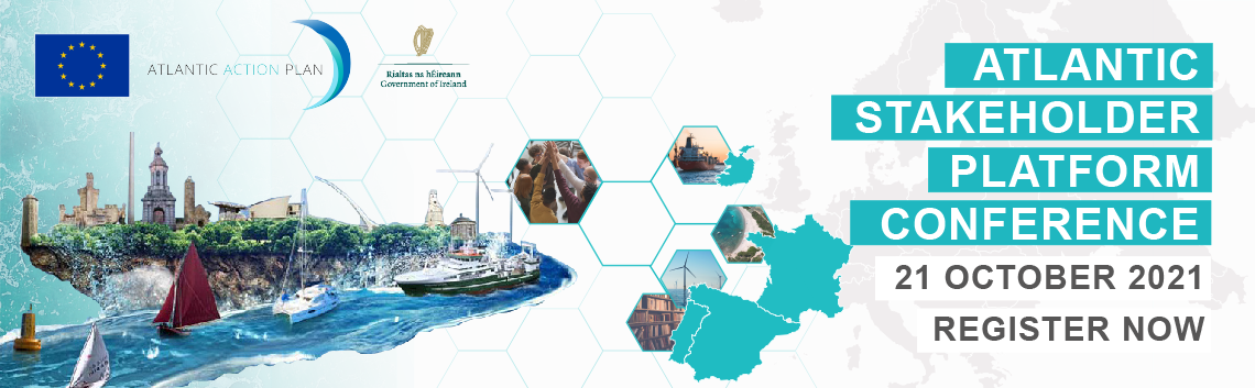 8th Atlantic Stakeholder Platform Conference 2021 Banner