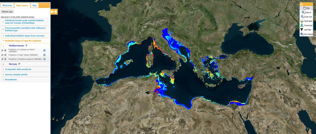 Mediterranean Central Portal