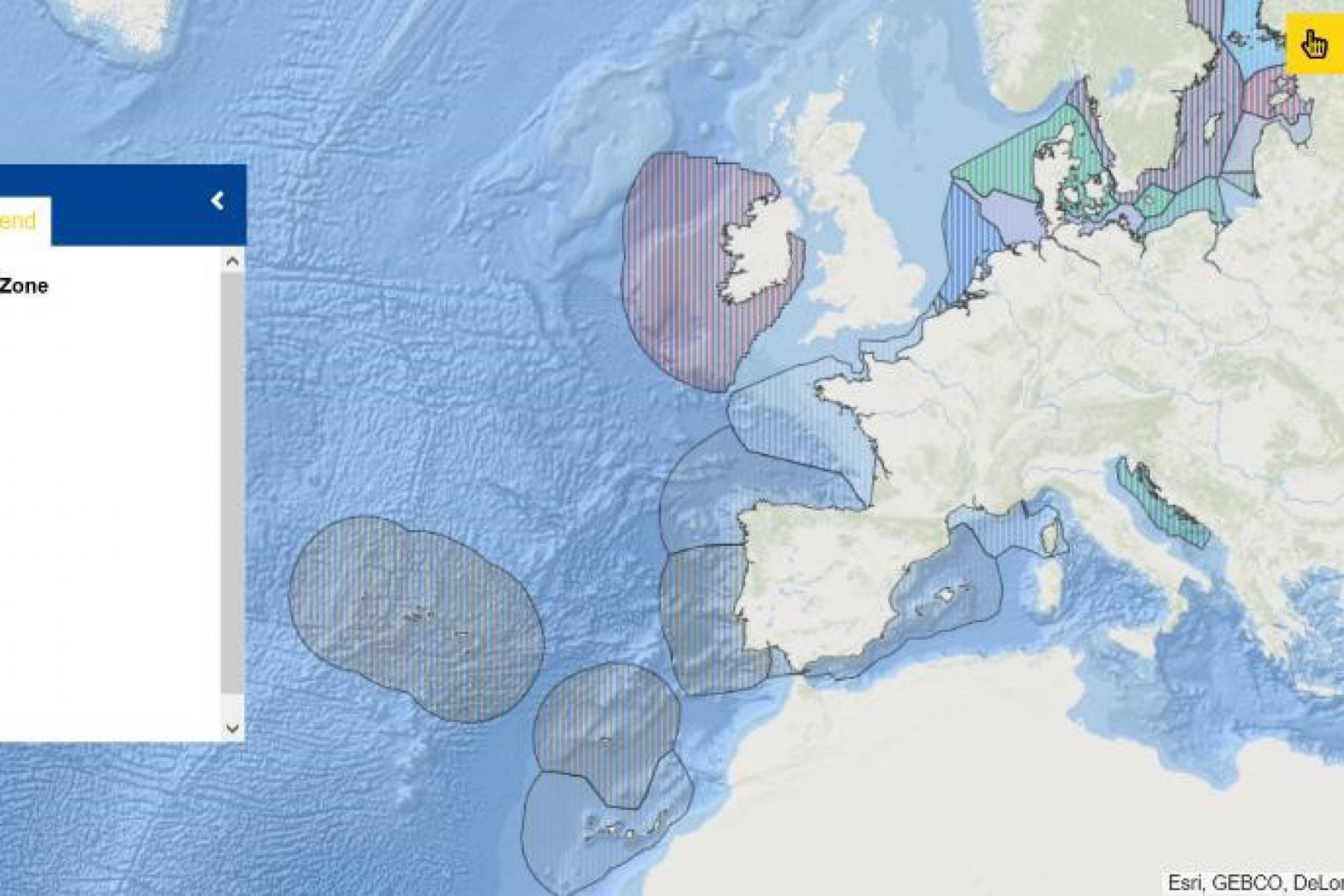 Map of the Week – Exclusive Economic Zones