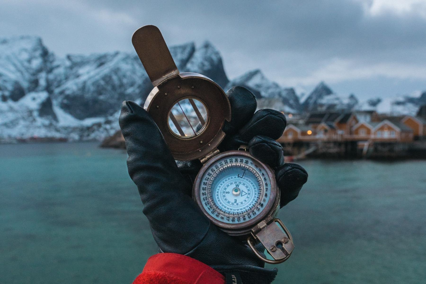 Moskenes, Norway. Photo by Simon Migaj from Pexels