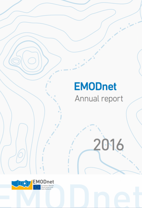 EMODnet Annual report 20016