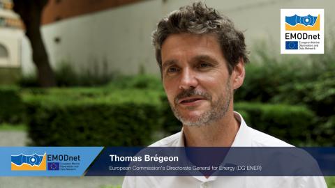 Thomas Brégeon DG ENERGY on EU offshore energy targets